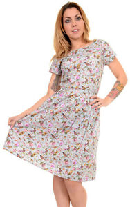 Image Is Loading Run Amp Fly Retro Vintage Tea Party Dress