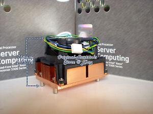 Details about Xeon LGA771 Desktop Server Cooler Fan Heatsink Xeon  5000-5100-5300 Series - New