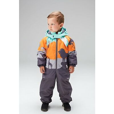 "Demi-season Overalls for boy, called ""Lion"""
