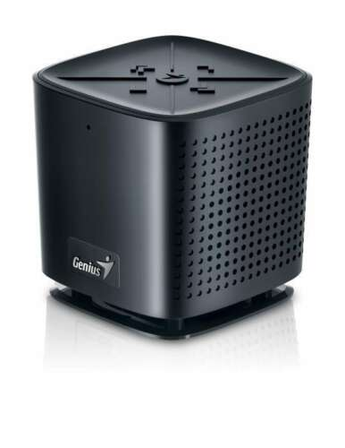 Genius SP-920BT Small Cube Bluetooth Subwoofer Speaker 4 Colors Available