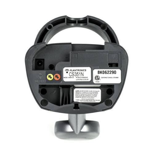 Plantronics CS351N Headset Base Unit BASE ONLY