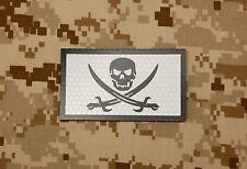 SOLASX IR Reflective Calico Jack Patch AOR1 US Navy SEAL  ST6 NSWDG USCG