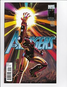 Details about Avengers #12 NM- Infinity Gauntlet Iron Man