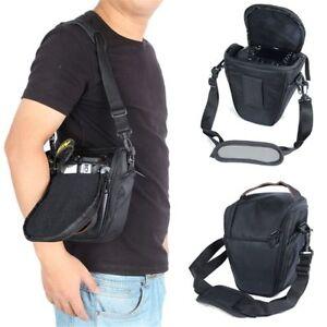 Black-Backpack-SLR-Case-Camera-Bag-Waterproof-for-Canon-Nikon-Sony-SLR-DSLR