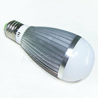 E27/e26 18w Cool White Led Bulb Light Lamp Energy Saving Ceiling Home Room Usa