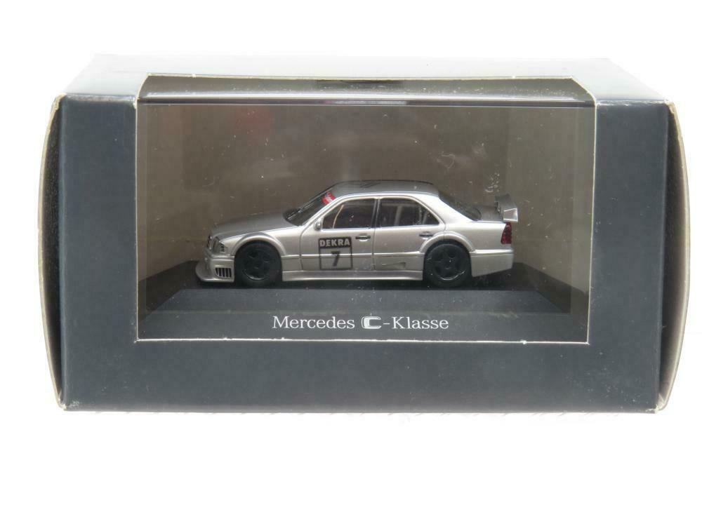 Herpa Modellauto Mercedes Benz C Klasse Rallye 1 87 Escala Dealer Modelo Caja