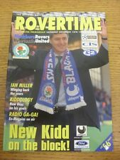 12/12/1998 Blackburn Rovers v Newcastle United  . Condition: Listed previously i