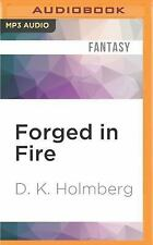 The Cloud Warrior Saga: Forged in Fire by D. K. Holmberg (2016, MP3 CD,...