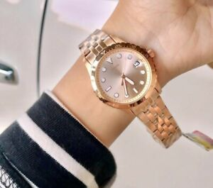 FOSSIL-FB-01-THREE-HAND-ROSEGOLD-TONE-WATCH-ES4748