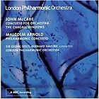 John McCabe: Concerto for Orchestra; The Chagall Windows; Malcolm Arnold: Philharmonic Concerto (2008)