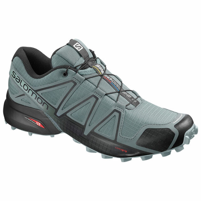 Salomon Speedcross 4 Shoes Trail Running Mountain Super Light Race Trek