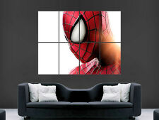 Spiderman Gigante imagen Grande De Pared Arte Cartel
