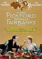 TAMING OF THE SHREW (1929) - DVD - Region Free - Sealed