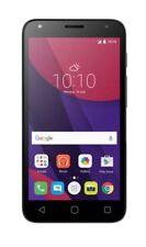 """ALCATEL PIXI 4 5 """" 3G / 8GB / Webcam / Android 6 NERO TELEFONO CELLULARE"""