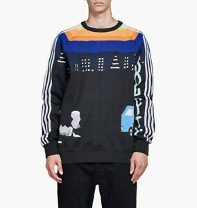 adidas-United-Arrows-amp-Sons-Knit-Top-Sizes-XS-XL-RRP-190-Brand-New-WANTO-CZ8081