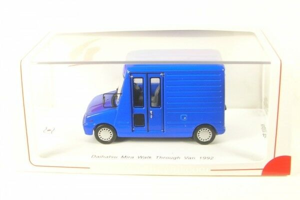 DAIHATSU MIRA walk through van (blu) 1992