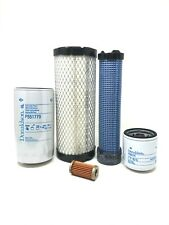 Cfkit Filter Kit For New Holland Tc29 3 Cyl Compact Tractor 998 1202
