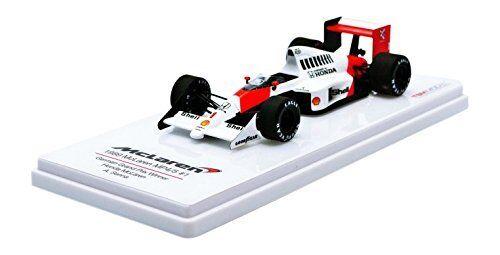 McLaren MP4 5 Ayrton Senna  1989  1 Winner Gerhomme GP 1 43 Model  marque célèbre