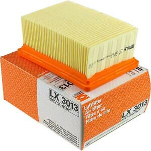 Original-MAHLE-KNECHT-Luftfilter-LX-3013-Air-Filter