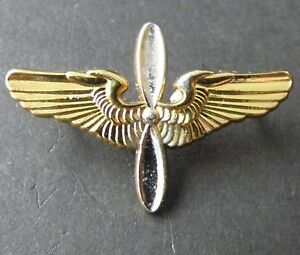 Image Is Loading AVIATOR PILOT GOLD COLORED WINGS USAF AIR FORCE