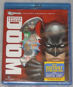 Justice-League-Doom-Blu-Ray-NEW-amp-SEALED
