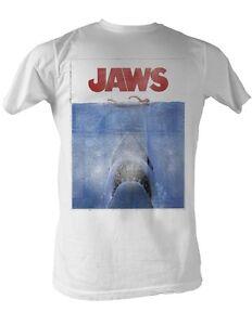 Jaws-Vintage-Movie-Poster-Jaws-In-Japan-Licensed-Adult-Shirt-S-XXL