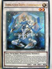 Yu-Gi-Oh - #018 Himmlischer Doppelsternschamane - DUSA - Duelist Saga - Ultra Ra