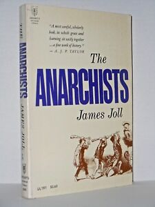 The-Anarchists-by-James-Joll-1966-Paperback