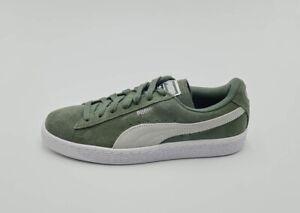 Puma-Suede-Classic-Laurel-Wreath-Green-Women