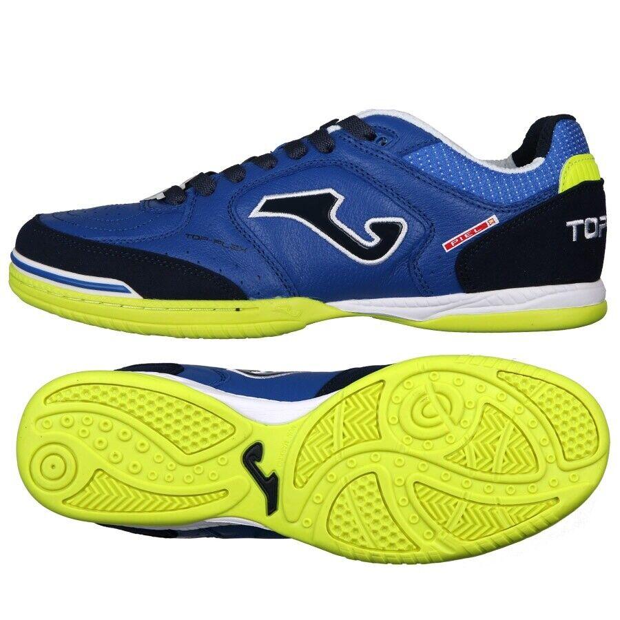 Soccer sautope Joma Top Top Top Flex Futsal 804 IN J10012001.804.IN blu Dimensione 44 stivali f1d