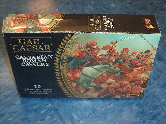 Kaiserschnitt römische kavallerie heil cäsar kriegsherr spielen modelle neu
