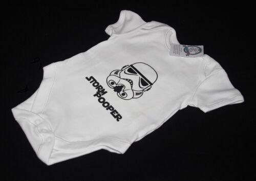 FUNNY cute Screen Printed Babygrow Novelty Baby Vest Present Gift newborn shower
