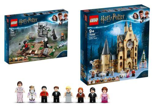 SET 5 Aufstieg von Voldemort Hogwarts Uhrenturm LEGO Harry Potter