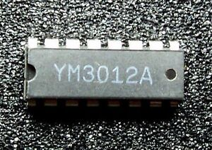 YM-3012-D-A-Stereo-DAC-YM3012A-Converter-chip-for-Yamaha-DX-27-DX-100-YM3012