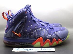 best cheap d4bbc 2dc9e Image is loading Nike-Barkley-Posite-Max-Phoenix-Suns-sz-10-
