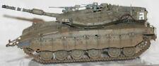 1:35 Merkava Mk.3D Israel MBT Museum Quality Display Model