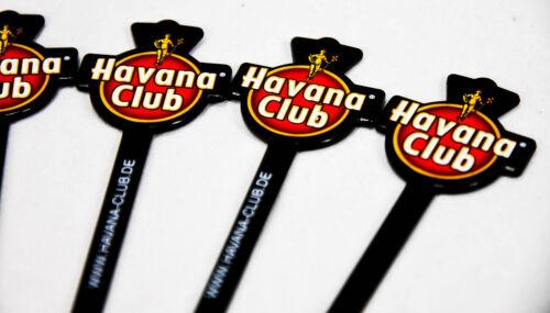 Cocktailrührer. Havana Club Rum Umrührer 10 x Stirrer