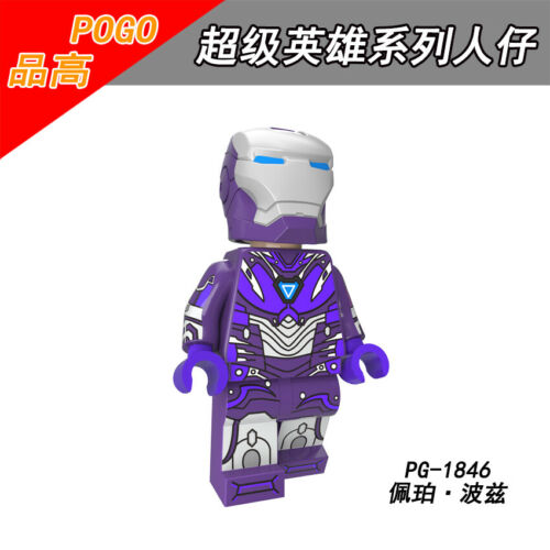 PG1846 Classic Character Movie Gift POGO #1846 Toy Game Compatible #H2B