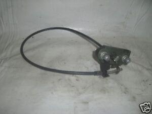 APRILIA-MILLE-R-RSV-REAR-SEAT-LATCH-amp-CABLE-HARDWARE