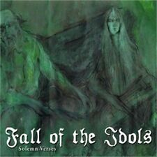 FALL OF THE IDOLS - Solemn Verses (NEW*TRADITIONAL DOOM METAL*REVEREND BIZARRE