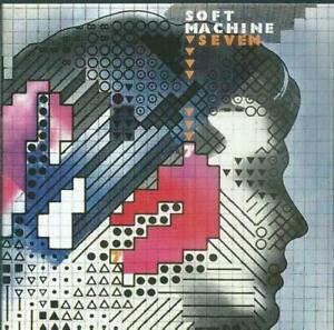 NEW-CD-Album-Soft-Machine-Seven-Seventh-7th-Mini-LP-Card-Case-CD