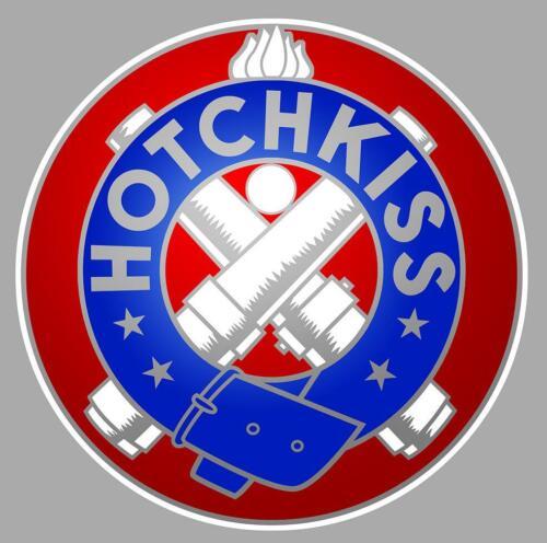 HOTCHKISS Sticker