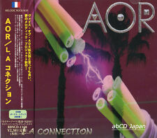 AOR - L.A Connection +2/ New OBI Japan CD 2014 / Hard Rock AOR
