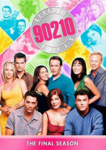 Beverly-Hills-90210-The-Tenth-and-Final-Season-Season-10-6-Disc-DVD-NEW