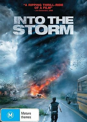Into The Storm (DVD, 2015) Region 4