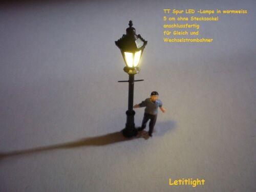 Parklaterne Parklampe 5 Stück//Nr 15 LED-Lampe,Straßenlampe Parkleuchte