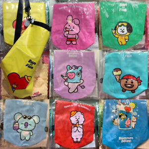 BTS-BT21-Official-Authentic-Goods-Waterproof-Beach-Bag-Tracking-Number