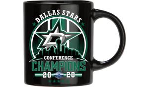 Dallas Stars 2020 Western Conference Champions Wreak Havoc Ceramic Mug 15oz