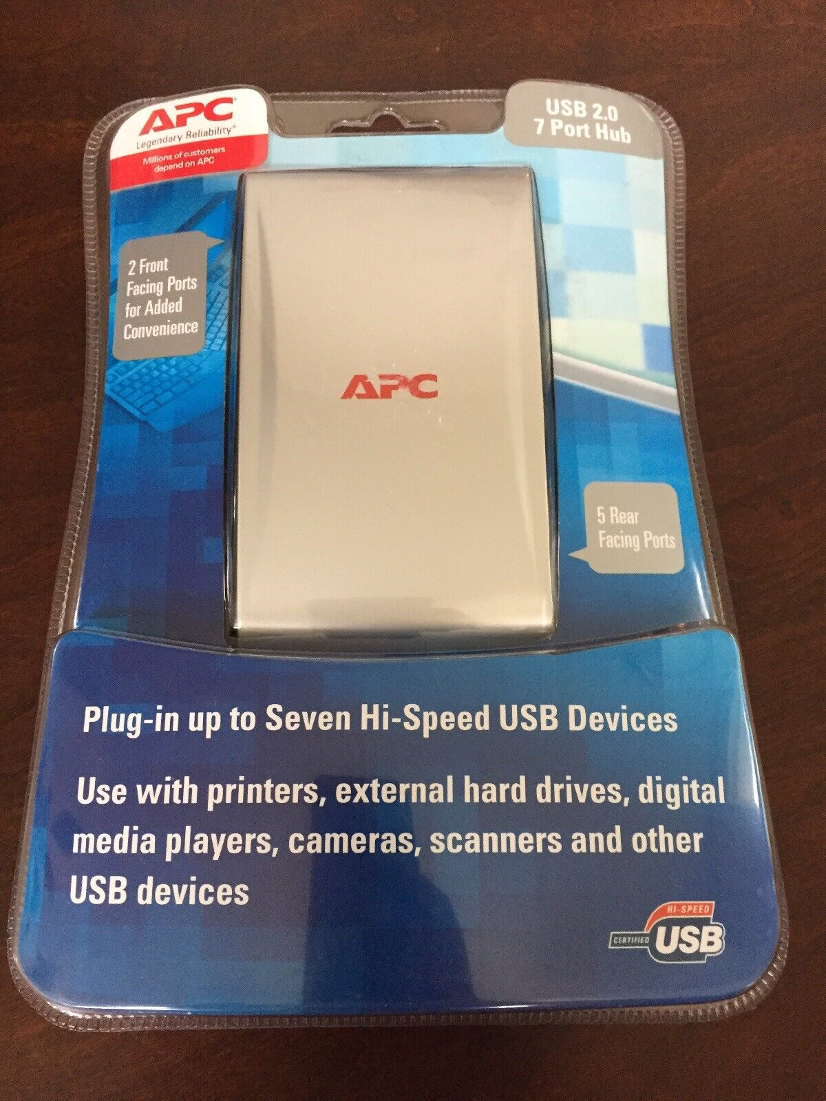 DRIVERS APC USB2HUB 7P 1V