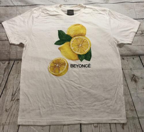 Beyonce Official Merchandise Lemonade T-Shirt Size